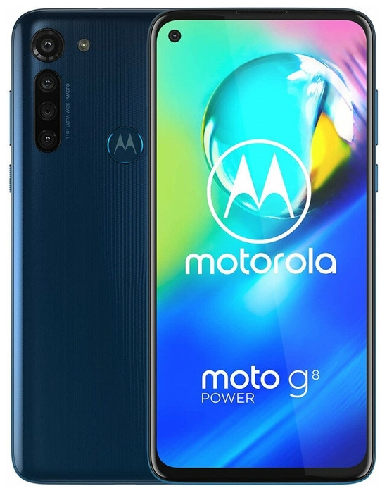 Смартфон Motorola Moto G8 Power 4/64GB