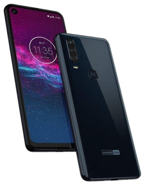 Смартфон Motorola One Action